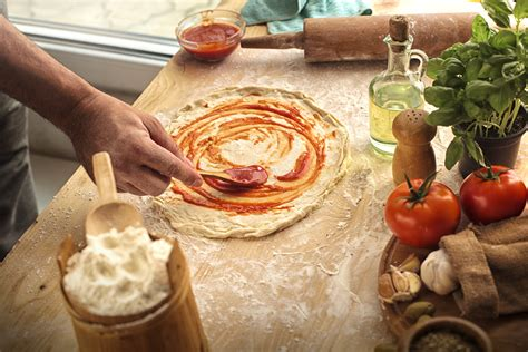 Fare La Pizza In Casa by Come Fare La Pizza In Casa