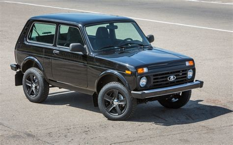 LADA Niva Brand new 2017… | Windows to Russia