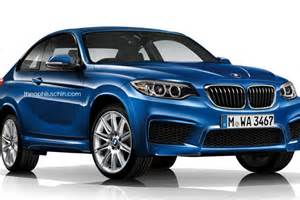 2017 BMW X2 - See First Renderings