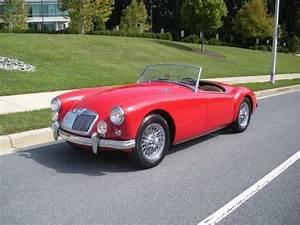 1959 MG MG-A | 1959 MG MGA Convertible For Sale To Purchase or Buy | Flemings Ultimate Garage ...