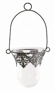 Windlicht Zum Aufhängen : windlicht h nger teelicht landhaus kerzenhalter glas metall teelichthalter ebay ~ Buech-reservation.com Haus und Dekorationen