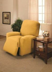 Yellow Loveseat Slipcover by Yellow Recliner Cover Also Comes In Sofa Loveseat
