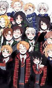 Harry Potter Anime Wallpapers - Wallpaper Cave