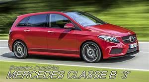 Nouvelle Mercedes Classe B : mercedes classe b la prochaine g n ration arrive en 2017 ~ Nature-et-papiers.com Idées de Décoration