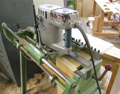 dovetailing machine