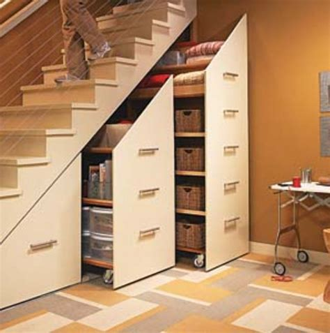 stair shelving shelves under the stairs for the home pinterest