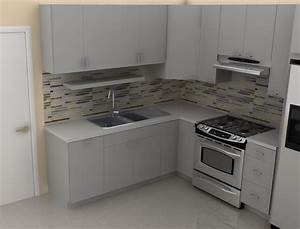 A small IKEA kitchen that lives large