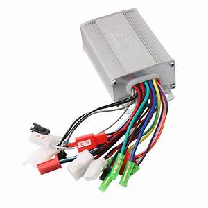 Rdexp Aluminium Brushless Motor Controller 36v 48v