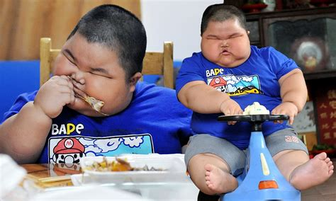 Fat Chinese Boy Meme - lu hao chinese toddler 3 weighs a staggering 132lbs and he s still growing daily mail online