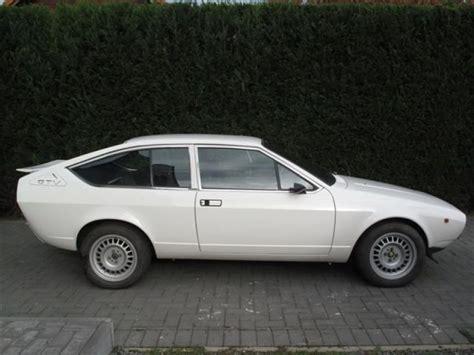 1977 Alfa Romeo Gtv Photos, Informations, Articles