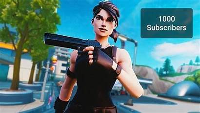 Fortnite 1000 Thanks Subscribers