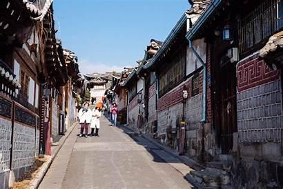Village Hanok Bukchon Seoul Korea Experience Center