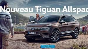 Volkswagen Tiguan 7 Places : nouveau tiguan allspace un 7 places connect et attentif ~ Medecine-chirurgie-esthetiques.com Avis de Voitures