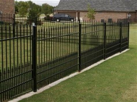 rod iron fence cost best 25 wrought iron fence cost ideas on pinterest halloween fence diy halloween fence and