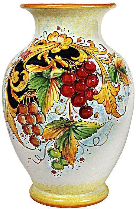 images  deruta  pinterest ceramics jars