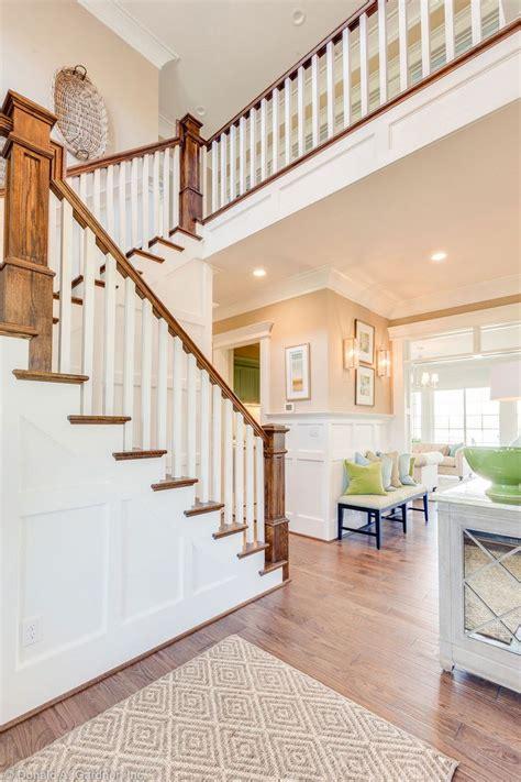 staircase  overlooking balcony   rangemoss plan  httpwwwdongardnercom