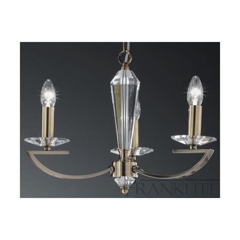 franklite fl2242 3 artemis 3 light bronze ceiling light