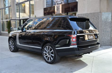 2018 Land Rover Range Rover Autobiography Lwb Stock
