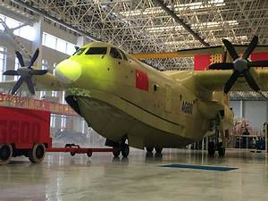 China is rolling out AG600 amphibious aircraft, makes its ...