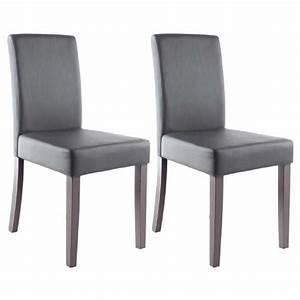 Chaise salle a manger cdiscount cheap elegant chaise for Chaises de salle à manger pas cher