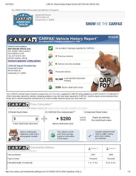 Does This Carfax Look Like The Title Has Been Washed