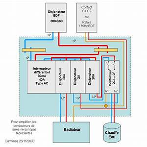 Radiateur Electrique A Accumulation : questions lectricit branchement d 39 un radiateur ~ Dailycaller-alerts.com Idées de Décoration