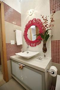 815 best images about salle de bain on pinterest coins With miroir salle de bain 100 x 80