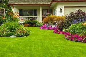 Beautiful House Gardens Also Flower Garden Trends Pictures ...