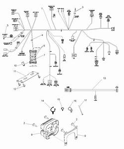 2008 Arctic Cat 700 Wiring Harness