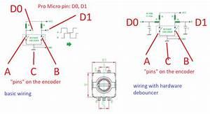 Rotary Encoder Wiring Diagram