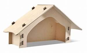 Krippe Selber Bauen : steck krippe aus sperrholz holzspielzeug krippen ~ Lizthompson.info Haus und Dekorationen