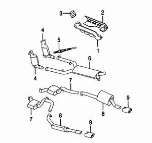 Jaguar Xk8 Xkr Exhaust Systems And Parts Range