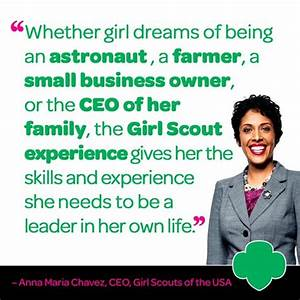 Girl Scout Quot... Skout Quotes