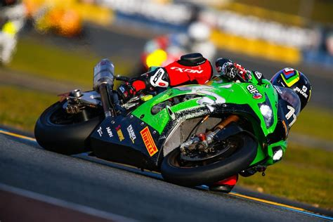 24 Hours of Le Mans | Kawasaki SRC Leads 680 Laps for Win!
