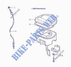 29 2004 Polaris Sportsman 400 Parts Diagram