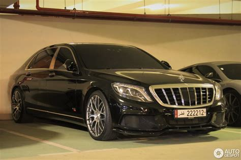 Brabus Maybach 900 Rocket by Mercedes Maybach Brabus 900 Rocket 6 April 2018 Autogespot