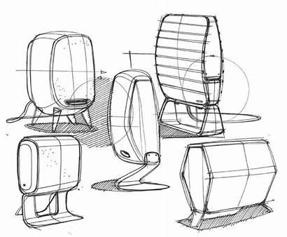 Sketch Speakers Drawing Sketches 스케치 디자인 Getdrawings