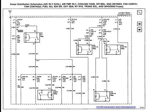 2001 chevrolet impala wiring schematic wiring diagram