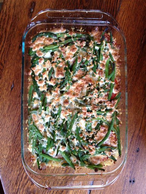quinoa tomato green bean casserole healthy mama info