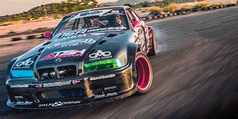 10 Best Cars To Drift That Aren't Japanese | HotCars