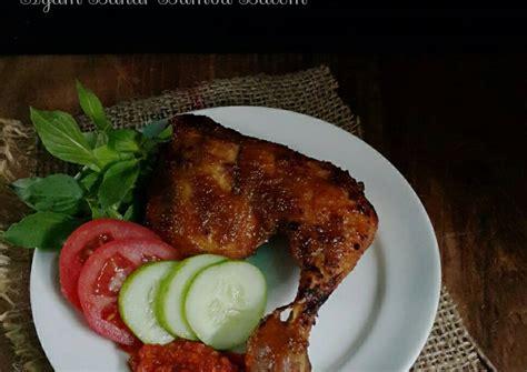 Menu ayam goreng ini bisa kamu sajikan untuk makan malam yang simpel. Resep Ayam Bakar Bumbu Bacem oleh Afif Haryanti - Cookpad