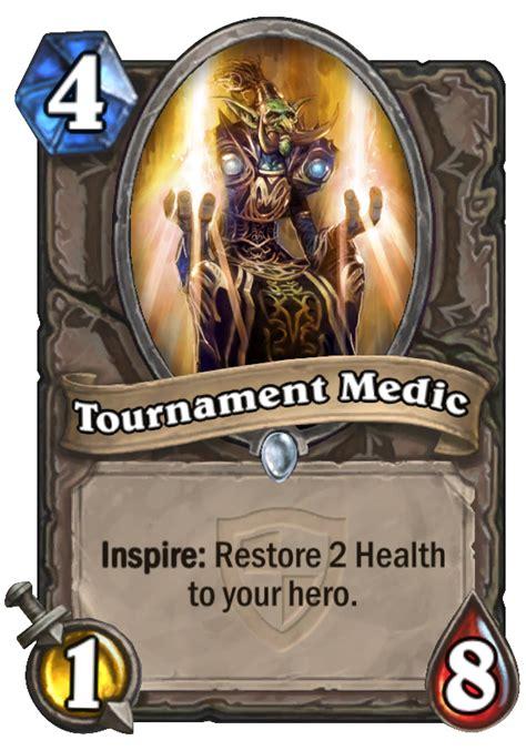 hearthstone best ragnaros deck tournament medic hearthstone card