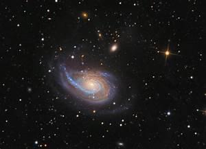 APOD: 2011 July 7 - Arp 78: Peculiar Galaxy in Aries
