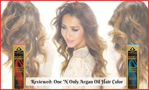 One N Only Argan Oil Hair Color 3n Dark Natural Brown