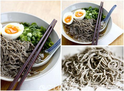 cuisine spaghetti soba noodles recipe from scratch onebitemore