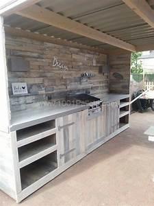 Outdoor Küche Beton : die besten 17 ideen zu outdoor k che auf pinterest ~ Michelbontemps.com Haus und Dekorationen