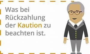 Mietkaution Rückzahlung Frist : mietrecht kaution zusammenh nge rechte und hinweise ~ Lizthompson.info Haus und Dekorationen