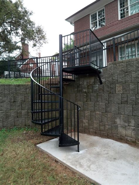 exterior stairs southern staircase artistic stairs