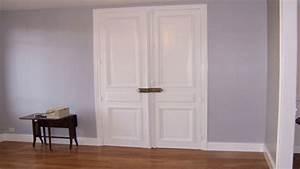 Deco Porte Placard : peinture sans sous couche pour peindre meuble et carrelage ~ Teatrodelosmanantiales.com Idées de Décoration