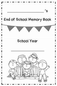 End of School Memory Book. | Projects | Pinterest | School ...